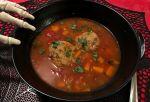 User:gracoman Name:Transylvanian Ciorbă De Perisoare (Pork-and-Rice Meatball Soup)Plated.jpg Title:Transylvanian Ciorbă De Perisoare (Pork-and-Rice Meatball Soup)Plated.jpg Views:4 Size:129.33 KB