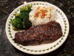 User:Quint Name:NY strip dinner.jpg Title:NY strip dinner.jpg Views:3 Size:112.52 KB