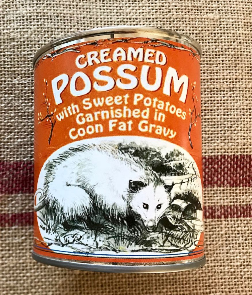 Creamed Possum with Sweet Potatoes Garnished in Coon Fat Gravy.jpg