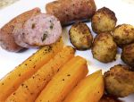 User:Lynne Name:Sausage Plated.jpg Title:Sausage Plated.jpg Views:7 Size:162.95 KB