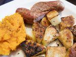 User:Lynne Name:Plated Sausage Dinner.jpg Title:Plated Sausage Dinner.jpg Views:7 Size:204.33 KB